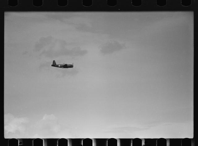 Nashville, Tennessee. Vultee Aircraft Company. The Vengeance (V72) bomber