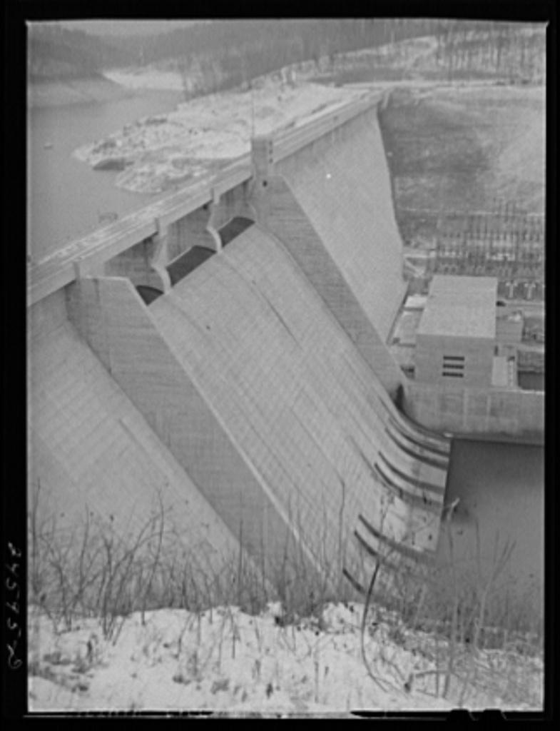 Norris Dam, Tennessee
