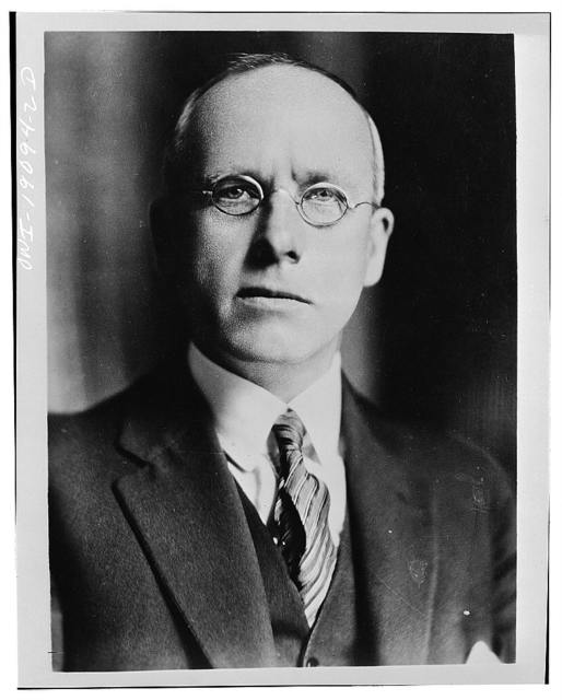 Right Honorable Peter Fraser, Prime Minister of New Zealand and chairman of the British war cabinet
