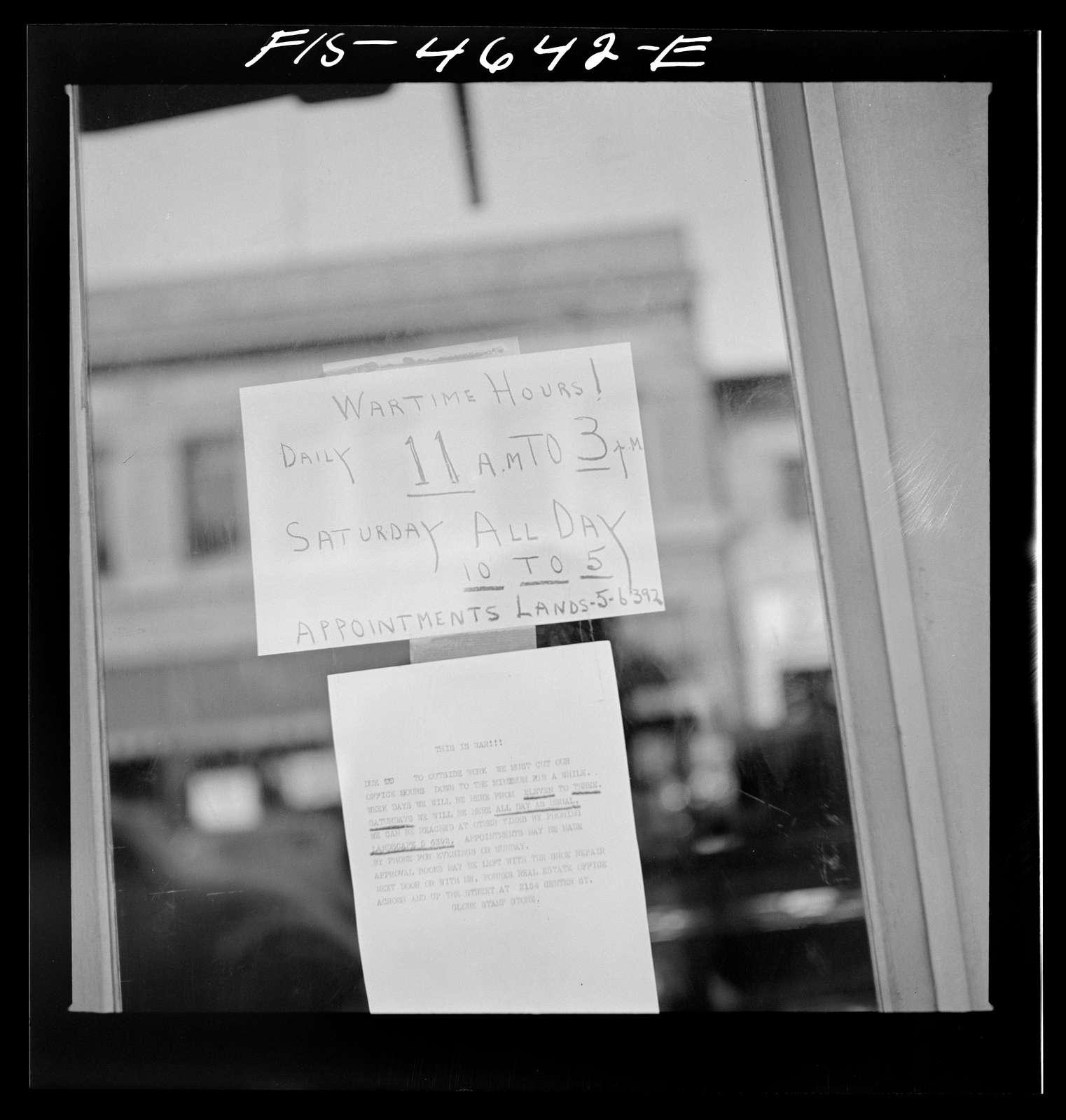 Sign. San Jose, California