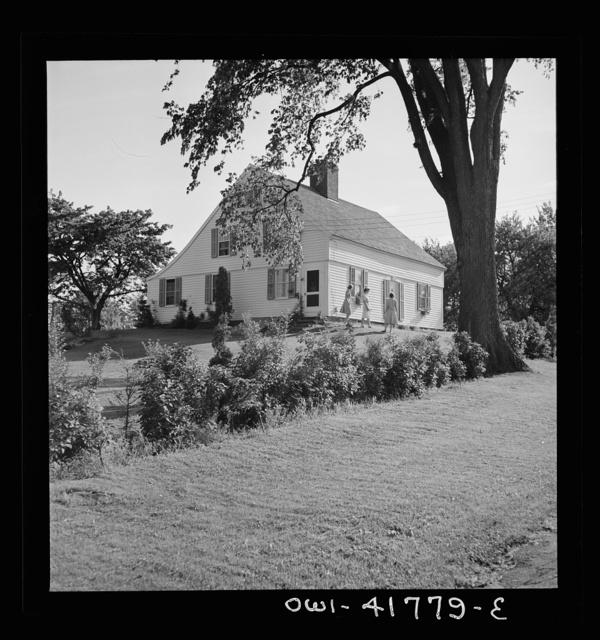 Southington, Connecticut. A private home