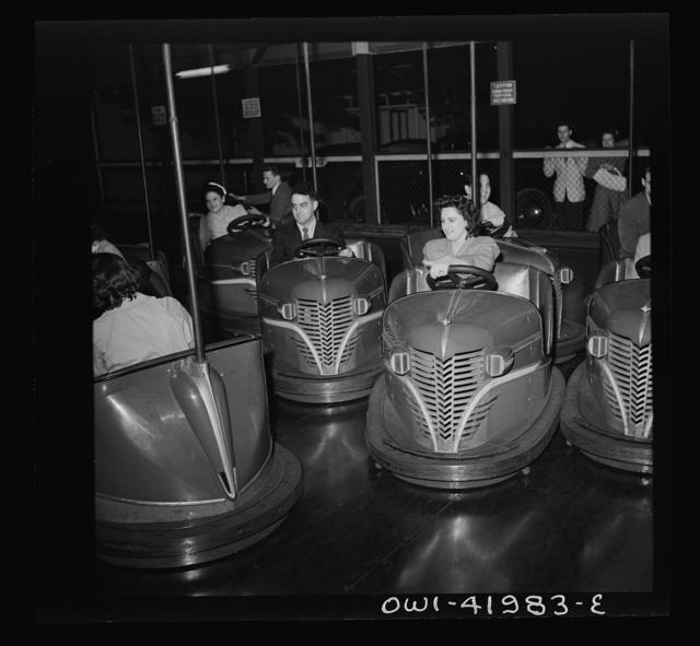 Southington, Connecticut. Amusement park
