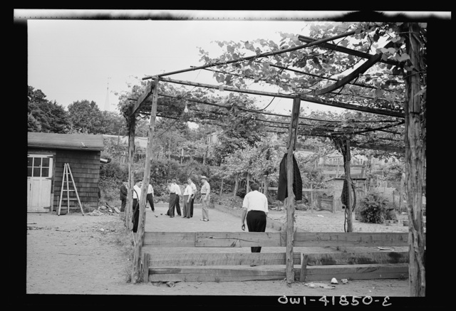 Southington, Connecticut. Bocci, an Italian game somewhat like bowling, is another popular sport in Southington