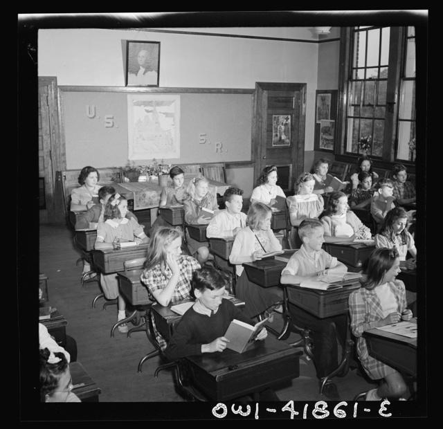 Southington, Connecticut. Class instruction