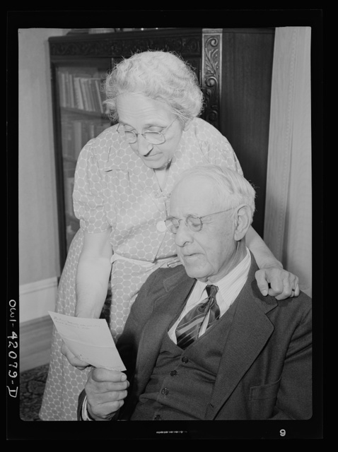 Southington, Connecticut. Mr. and Mrs. Paul Woodruff. Samuel Woodruff, an ancestor who came to America more than 300 years ago, was Southington's first white settler