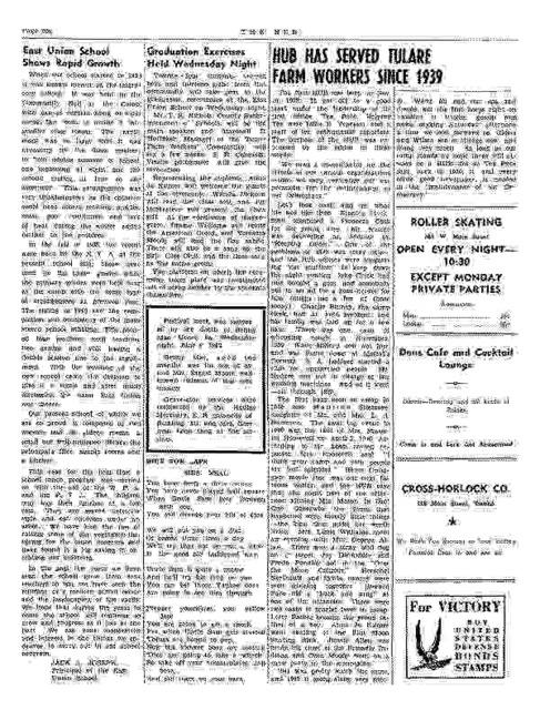 The Hub, 14 June 1942