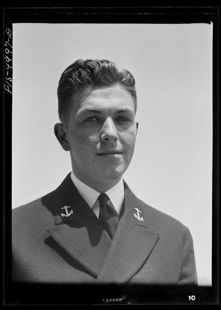 U.S. Naval Academy, Annapolis, Maryland. Midshipman