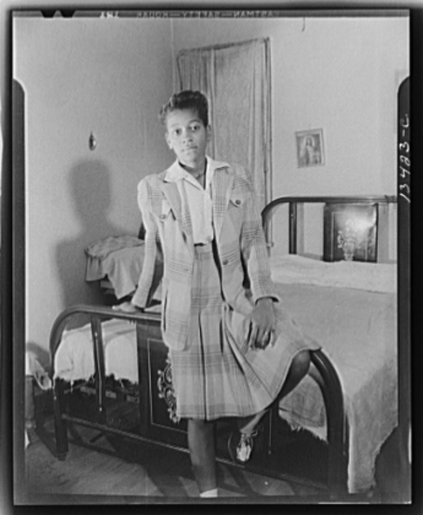 Washington, D.C. Adopted daughter of Mrs. Ella Watson, a government charwoman