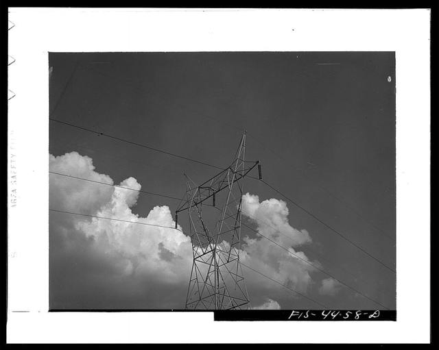 Watts Bar Dam, Tennessee (Tennessee Valley Authority (TVA)). Transmission lines
