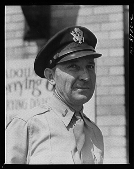 Wayne County Airport, a United States Army Air Corps air ferry command base sixteen miles from Detroit, Michigan. First Lieutenant. Wilbur Lee Bural of Baltimore, Maryland