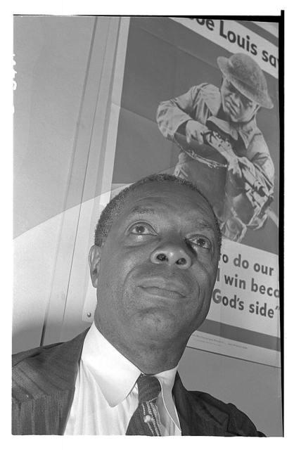 William Pickens, chief, Negro Organizational Section, War Savings staff, Department of the Treasury