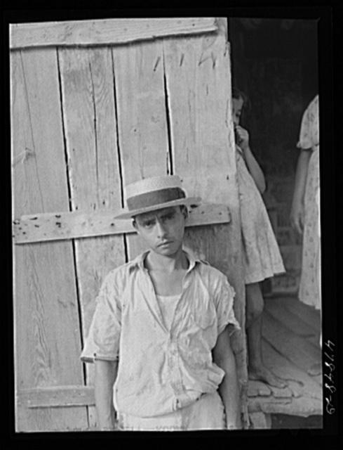 Yauco, Puerto Rico (vicinity). FSA (Farm Security Administration) borrower