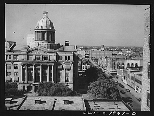 [Harris County, Texas. Courthouse]