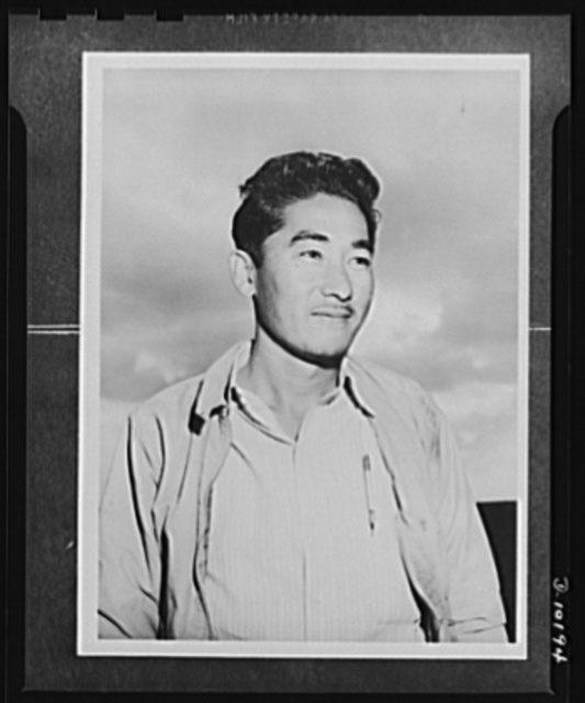 Japanese-American volunteers. Alumnus of Purdue University, Charles R. Yokochi, thirty-one, of Makaweli, Kauai, was one of the first AJA [Americans of Japanese ancestry] volunteers in the territory to take his physical examination when he went up with other registrants of ocal board no. 2, Lihue Armory. Tokochi was at Purdue from 1931 to 1935 and served two years in the ROTC (Reserve Officer Training Corps) artillery corps there. He had previously attended the University of Hawaii for one year and was a member of the ROTC there too. Formerly with the Honolulu City and County Bureau of Plans and Board of Water Supply, Yokochi was employed on Kauai as superintendent by the Nawiliwili Transportation Company