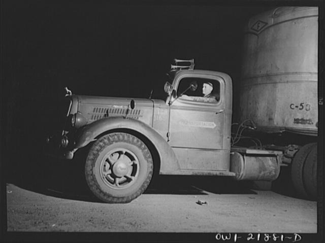 John Phillips enroute to Mobile, Alabama on U.S. Highway 29 near Greenville, Alabama