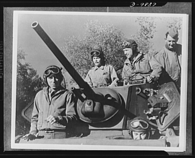 Martha Raye clowned and sang her way through North Africa, riding in tanks, planes and jeeps and taking shelter during air raids