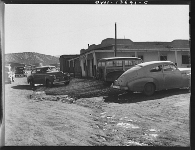 Penasco, New Mexico. Clinic operated by the Taos County cooperative health association which serves Penasco, Placita, Vadito, Yono, Chamisal and Trampas with complete medical service, including ambulance, Red Cross resident nurse, and two medical clinics and two dental clinics a week