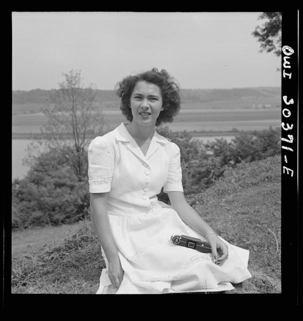 Point Pleasant, West Virginia. Nancy Fergusen