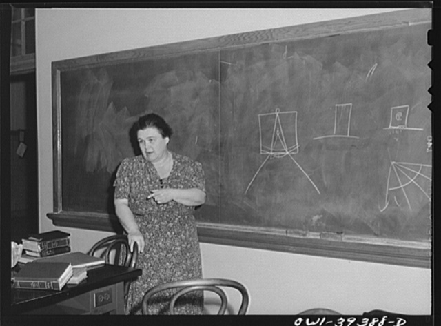 Washington, D.C. A physics teacher at Woodrow Wilson High School
