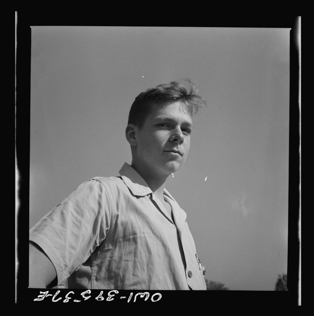 Washington, D.C. A student at Woodrow Wilson High School