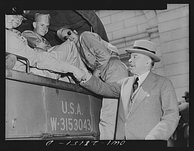 Washington, D.C. The Honorable MacKenzie King, Prime Minister of Canada