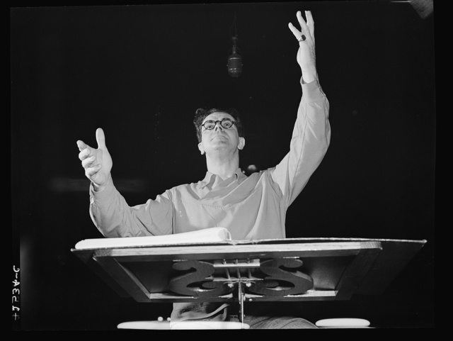 Bethlehem, Pennsylvania. Bach festival. Dr. Ifor Jones, born in Wales, who has been the director of the Bethlehem Bach choir for six years