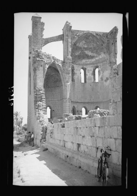 Cyprus. Famagusta. St. George of the Greeks