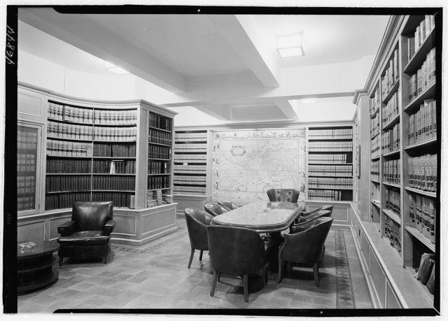 Nemeroff, Jelline & Danzig, Empire State Building. Library I