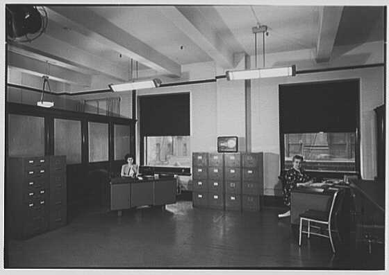 Sperry & Hutchinson Co., 114 5th Ave., New York City. Advertising office