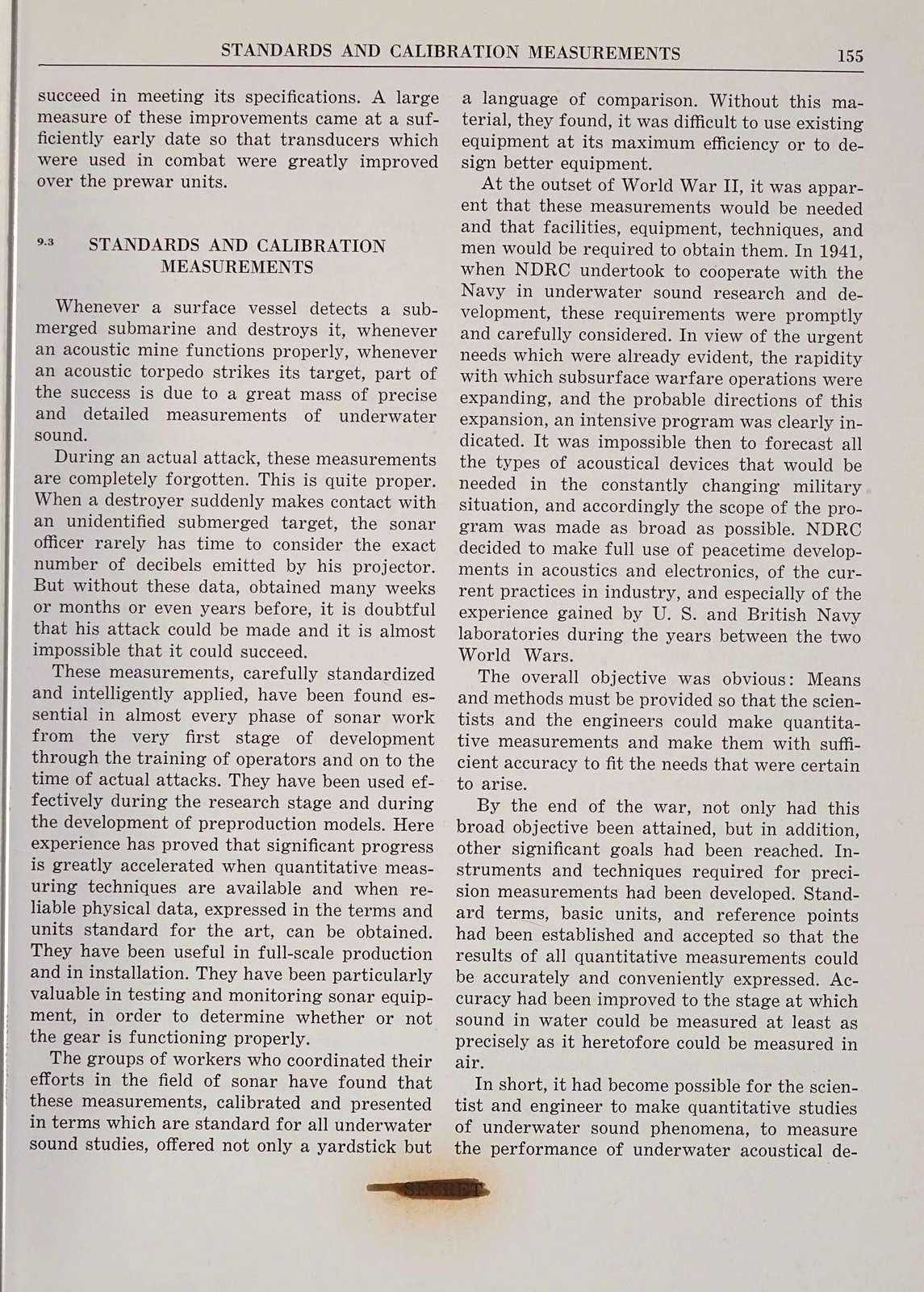 A survey of subsurface warfare in World War II
