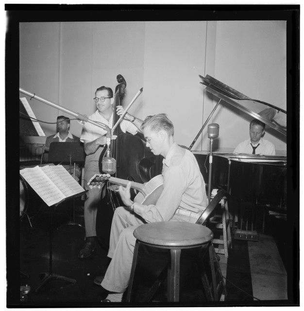 [Billy Eckstine's orchestra, New York, N.Y., between 1946 and 1948]