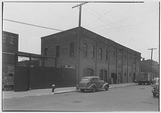 Greater New York Industries, Cypress Ave. and Weirfield St., Ridgewood, Long Island, New York. Exterior XIII