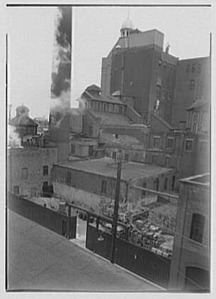 Greater New York Industries, Cypress Ave. and Weirfield St., Ridgewood, Long Island, New York. Exterior VIII