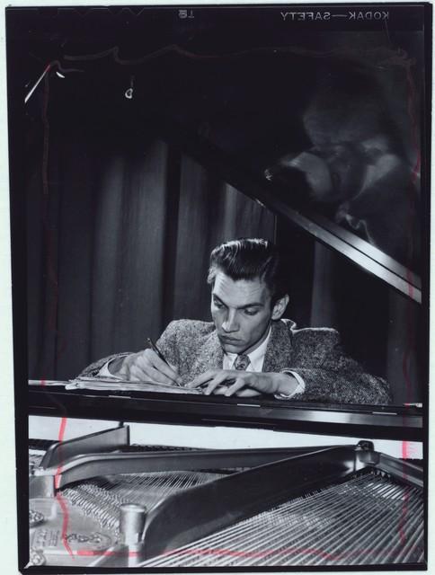 [Portrait of Bob Graettinger, New York, N.Y., between 1946 and 1948]