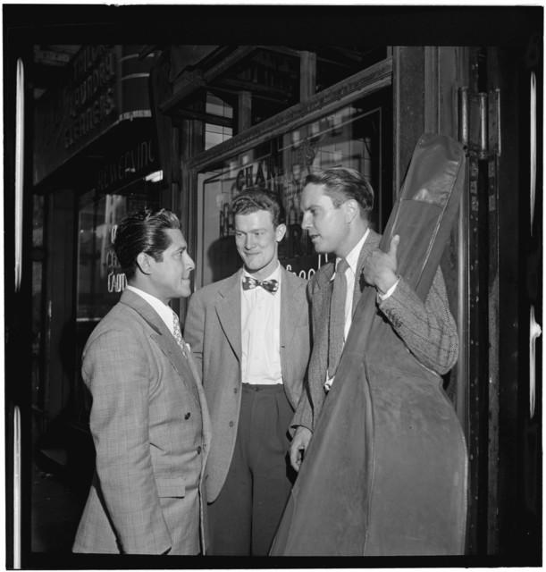 [Portrait of Bob Haggart, Charlie's Tavern, New York, N.Y., between 1946 and 1948]
