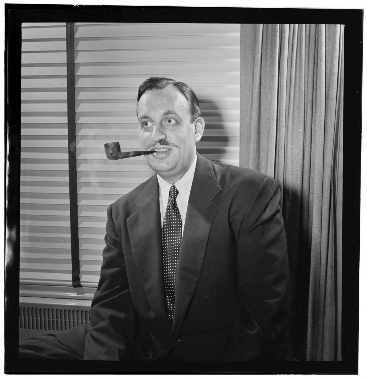 [Portrait of Brick Fleagle, New York, N.Y., between 1946 and 1948]