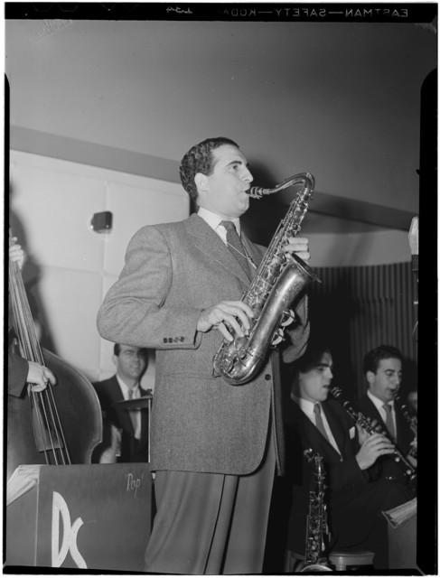 [Portrait of Dick Stabile, New York, N.Y., between 1946 and 1948]