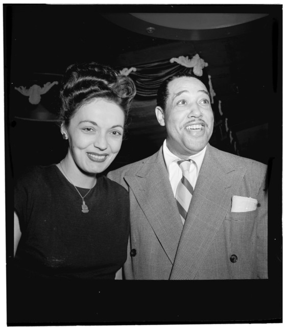[Portrait of Duke Ellington, Aquarium, New York, N.Y., ca. Nov. 1946]