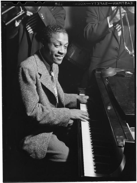 [Portrait of Eddie Heywood, Three Deuces, New York, N.Y., ca. May 1946]