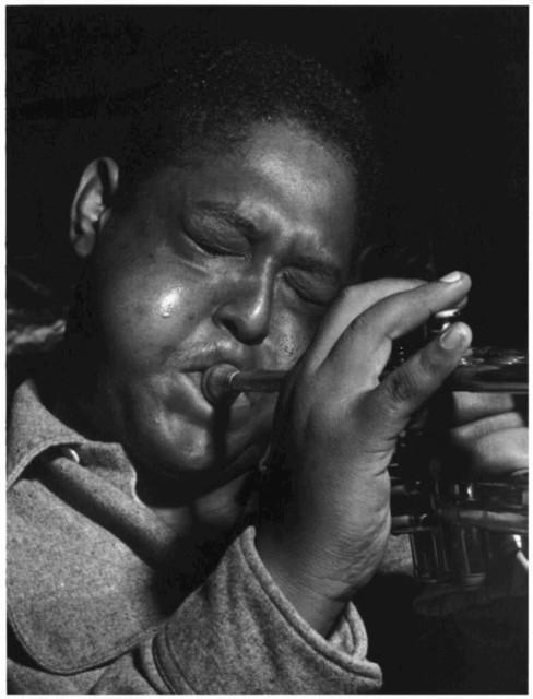 [Portrait of Fats Navarro, New York, N.Y., between 1946 and 1948]