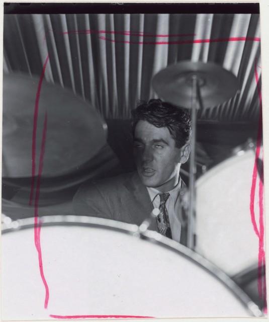 [Portrait of Gene Krupa, 400 Restaurant, New York, N.Y., ca. June 1946]