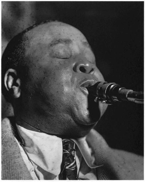 [Portrait of Gene Sedric, The Place, New York, N.Y., ca. July 1946]
