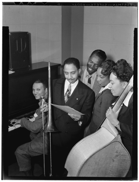 [Portrait of Henry Wells, New York, N.Y., ca. Nov. 1946]