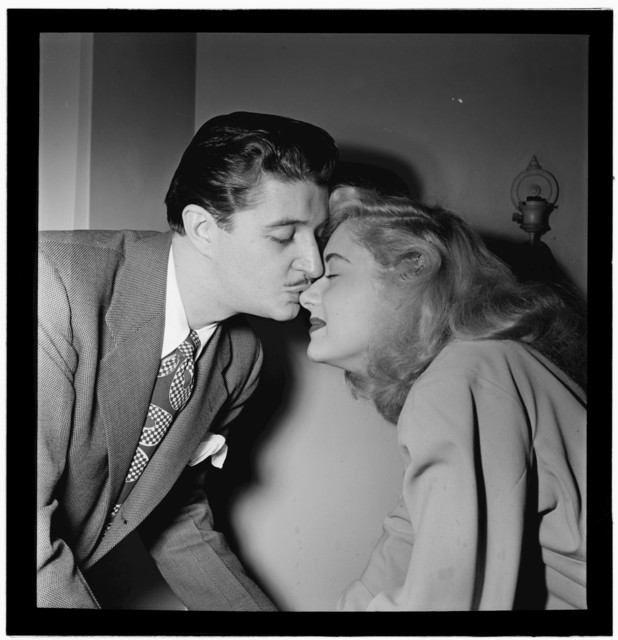 [Portrait of Johnny Bothwell and Claire Hogan, New York, N.Y.(?), ca. Oct. 1946]