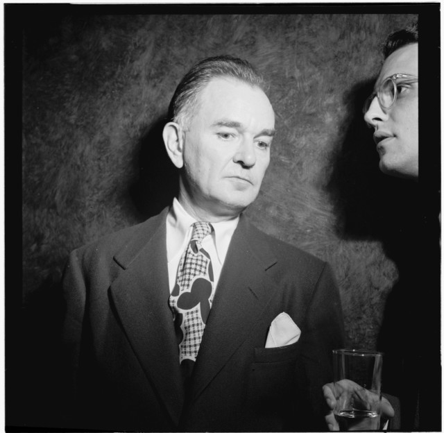 [Portrait of Miff Mole, New York, N.Y., between 1946 and 1948]