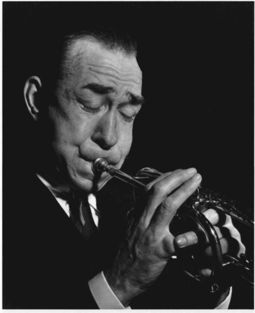 [Portrait of Muggsy Spanier, Nick's (Tavern), New York, N.Y., ca. June 1946]
