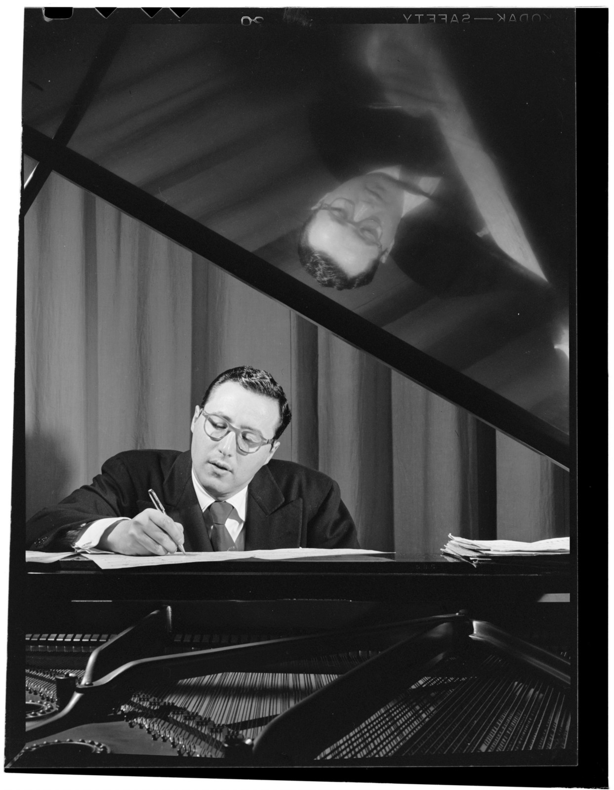 [Portrait of Pete Rugolo, New York, N.Y., between 1946 and 1948]