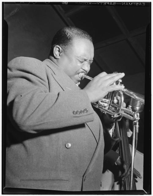 [Portrait of Rex William Stewart, Aquarium, New York, N.Y., ca. June 1946]