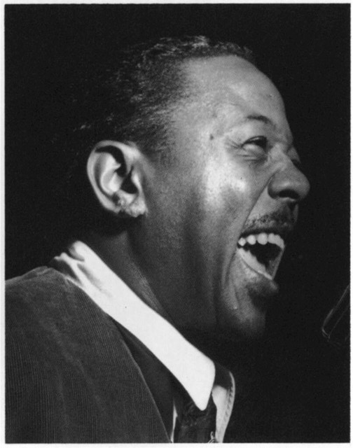 [Portrait of Roy Eldridge, Spotlite (Club), New York, N.Y., ca. Nov. 1946]