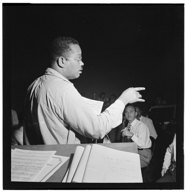 [Portrait of Sy Oliver, New York, N.Y., ca. Sept. 1946]